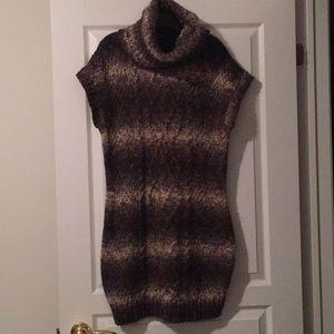 Cool long sweater